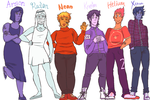 noble gases humanizations by perrierra