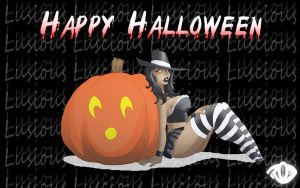 Halloween 2010 Wallpaper by Zelmarr