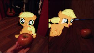 Who Wants An Apple? by Macgrubor