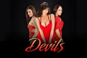 Devils Girls by MAR10MEN