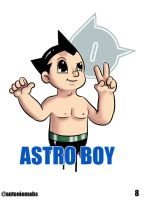 Astroboy by Mabelma