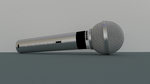 Shure microphone by Blanco111