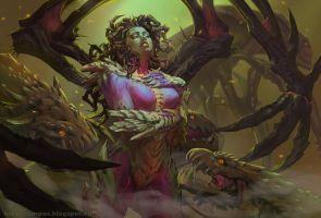 Kerrigan by Alexey-Konev