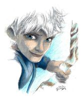 Jack Frost - RotG by Rider4Z