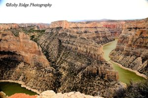 Canyon by RobyRidge