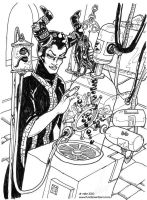 Maleficent by DrMike2000