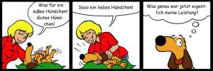 Wienerdog 038 by KiliComic
