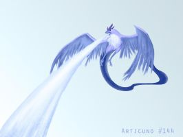 Articuno 144 by Squishy-1