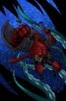 Hellboy 2 by RCarter