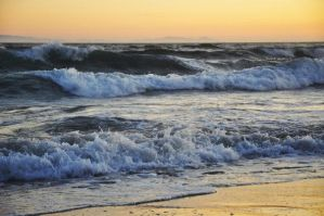 waterscape: waves VIII by illusionistsmemories