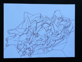 RECUMBENT MODEL by BrianJPotter