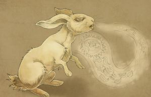 Watership down - Silverweed by LadyFiszi
