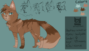 Windwood reference 2014/2015 by Bomb-Kat