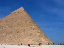 Pyramid of Khafre by Egil21