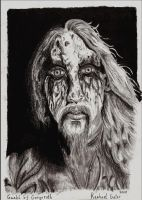 'Gaahl' by OverlordMortiroth