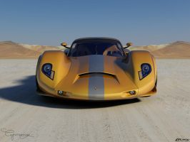 Porsche 906 Concept 4 by cipriany