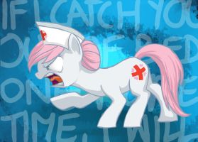 Nurse Crankyheart by shirl-ame