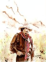 cowboy 3 by JohnArmbruster