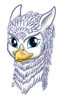 One of the Hippogryphs by Vasillium