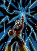Elec Man by Garth2The2ndPower