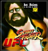 Roy Nelson/Rufus by FictionFathersArtist