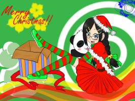 Merry Christmas 2010 by chiihime-chan