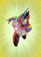 Ultraman Ginga Victory Fusions Colors by Jason-FH-Art