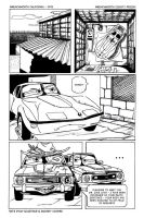 Autobahn Web Comic - Prologue - pg 1 CH - 1 by Gremmy-X
