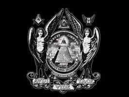 Free Mason Crest by Artby2Heads