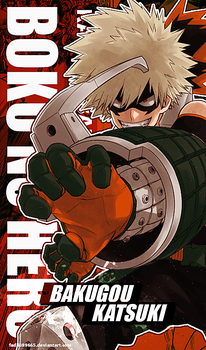 My Hero Academia Wallpapers Mobile : Katsu Bakugo by Fadil089665