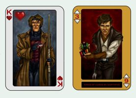 The Kings of Cards by DarthFar