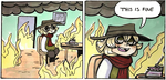 WoD:This is Fine by fizzycurrant