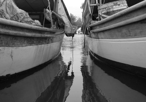 boats by evimyok