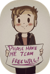 Dear Supernatural writers... by ForgetMorals