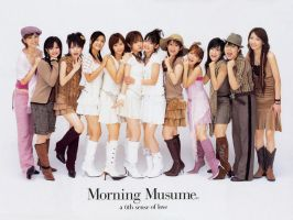 Morning Musume by TomentedVatiel