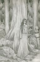 amidst the foliage by away-with-the-fae