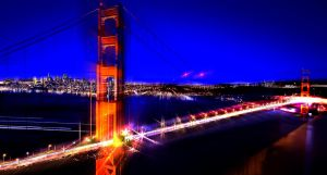 The Golden Gate Bridge. by kimjew