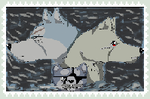 Inu No Ken Stamp by Battouga-Sharingan