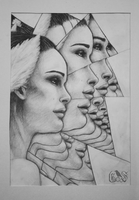 Multiple Faces Of Soul by GuardianOfShigeru