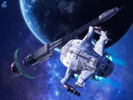 The Return of Survey One by Rob-Caswell