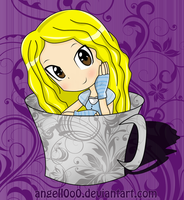 On The Cup by angell0o0