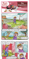 STC - 'The Inspectors' - part 1 by Granitoons