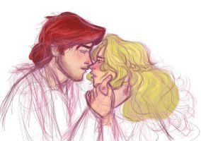 once upon a middle of the night...KISS ME YOU FOOL by SerifeB