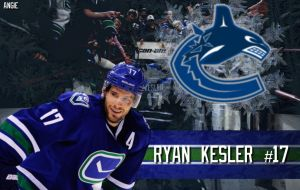 Ryan kesler by AngiesWallpapers
