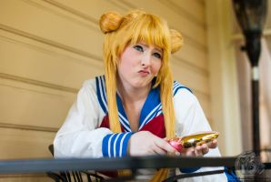 SM - Uhhhh Do I have To??? by Eli-Cosplay