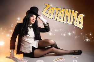 Zatanna by KaitoEinsam
