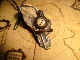Compass of lost world by clemcrea