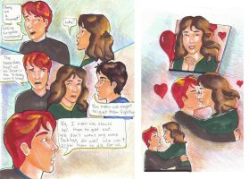 DH Spoiler- Ron and Hermione by bachel60