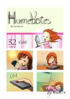 Homebbies 32 Cold by KimiK-A