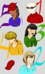 Codename: kids next door by eternalscorpion